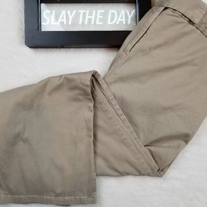 Style & Co Chinos Beige Plus Size 16W